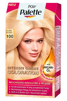 Poly Palette Intensiv Creme Coloration 100 Ultrablond