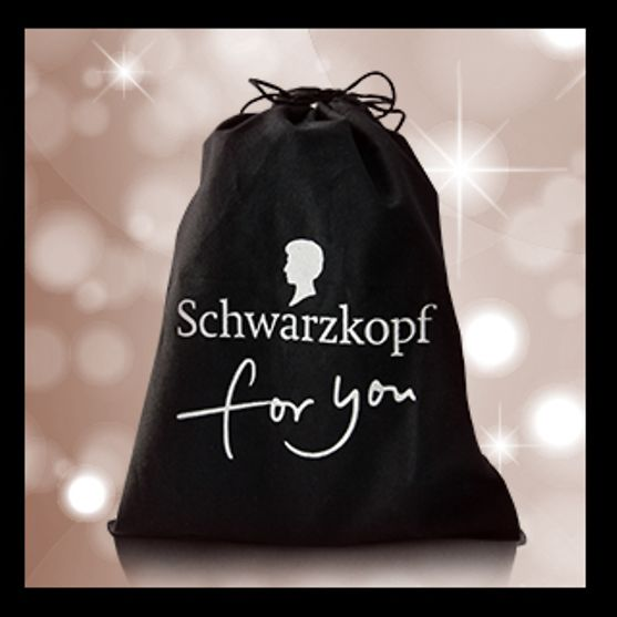 Online-Plattform Schwarzkopf for you