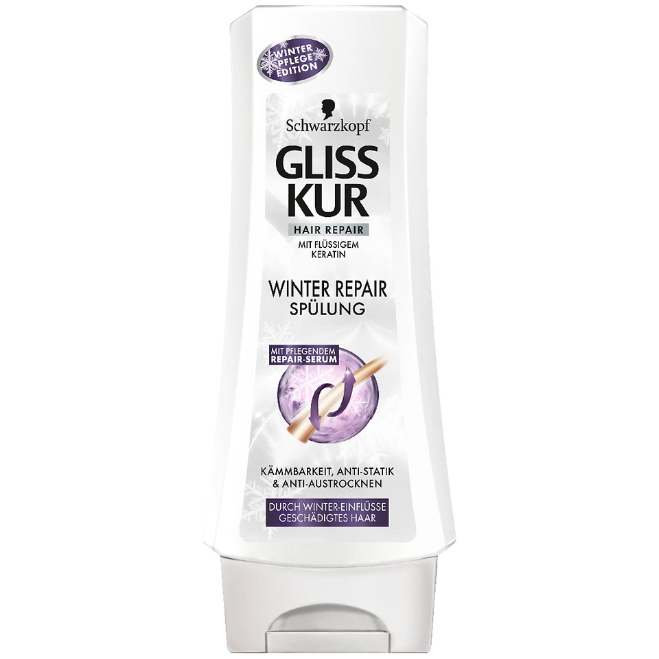 Gliss Kur Winter Repair Spülung