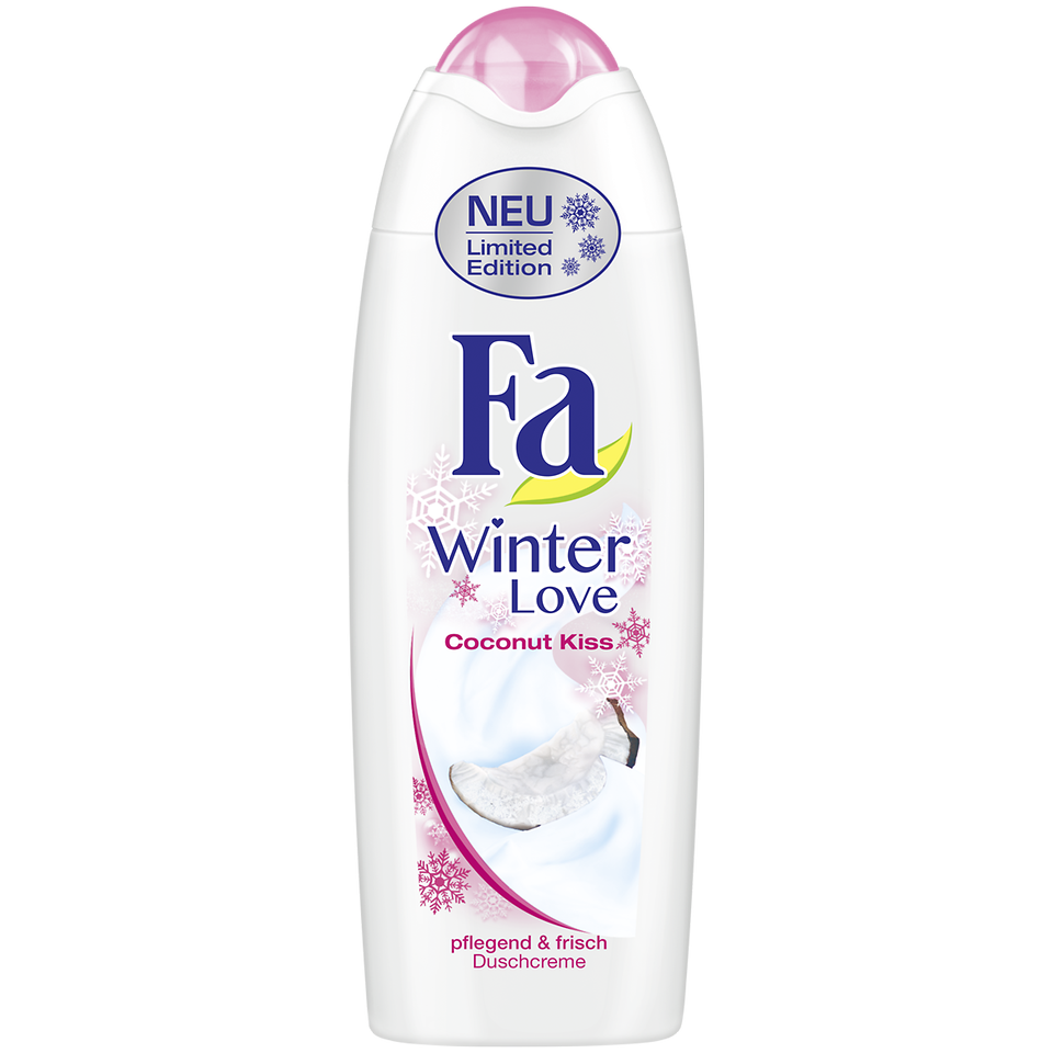 Fa Duschcreme Winter Love