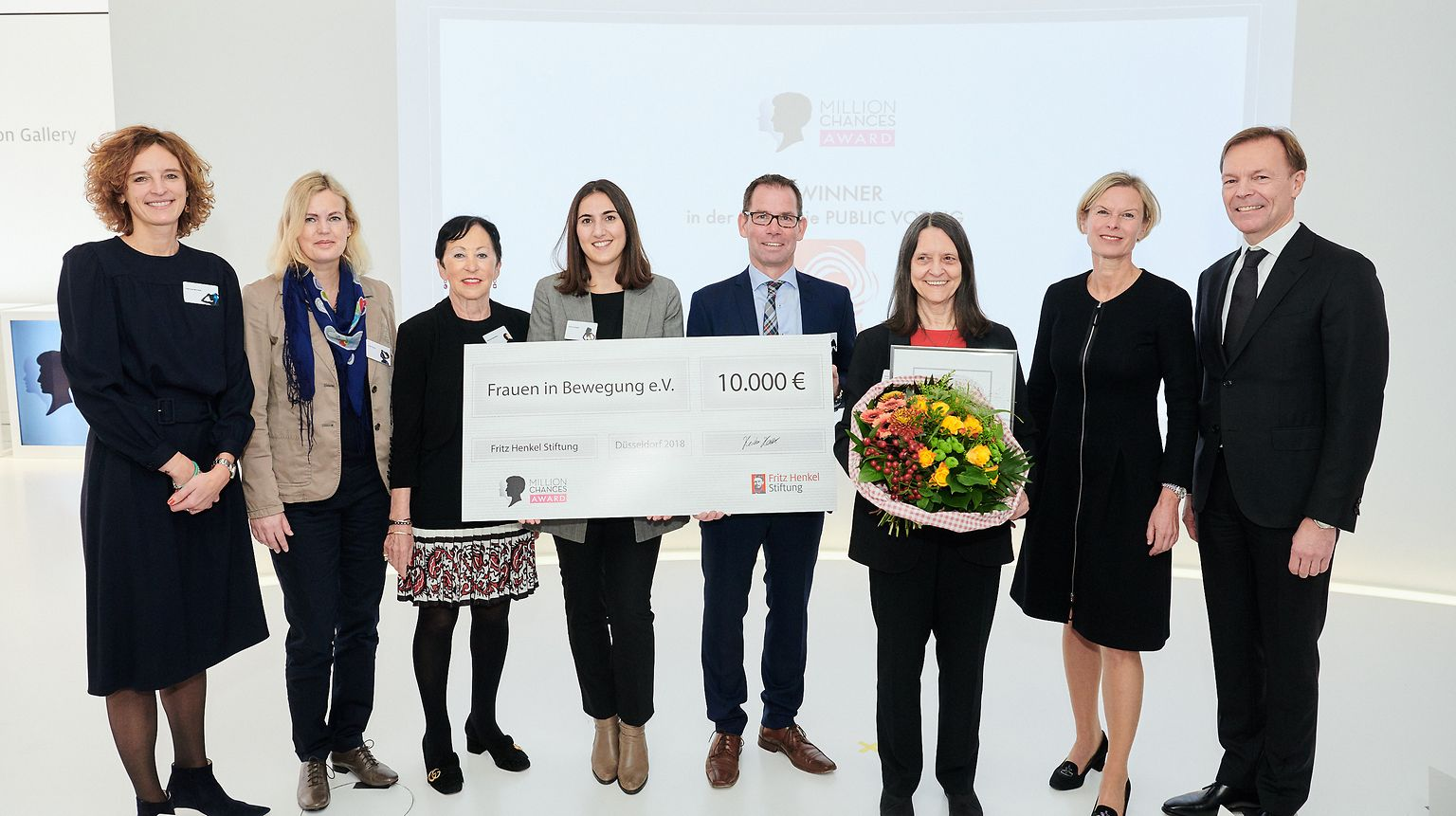 Schwarzkopf Million Chances Award 2018
