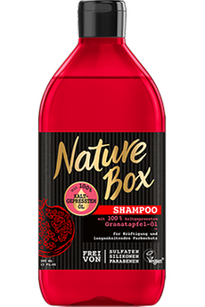 Nature Box Granatapfel Shampoo