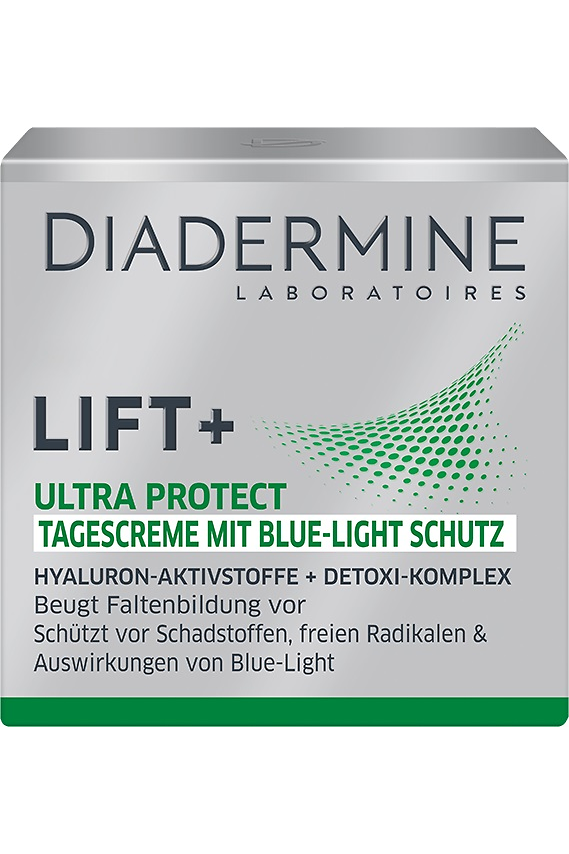 Diadermine Lift+ Ultra Protect Tagescreme mit Blue-Light Schutz