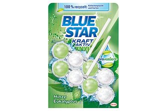 Blue Star Kraft-Aktiv Pro Nature Minze Eukalyptus