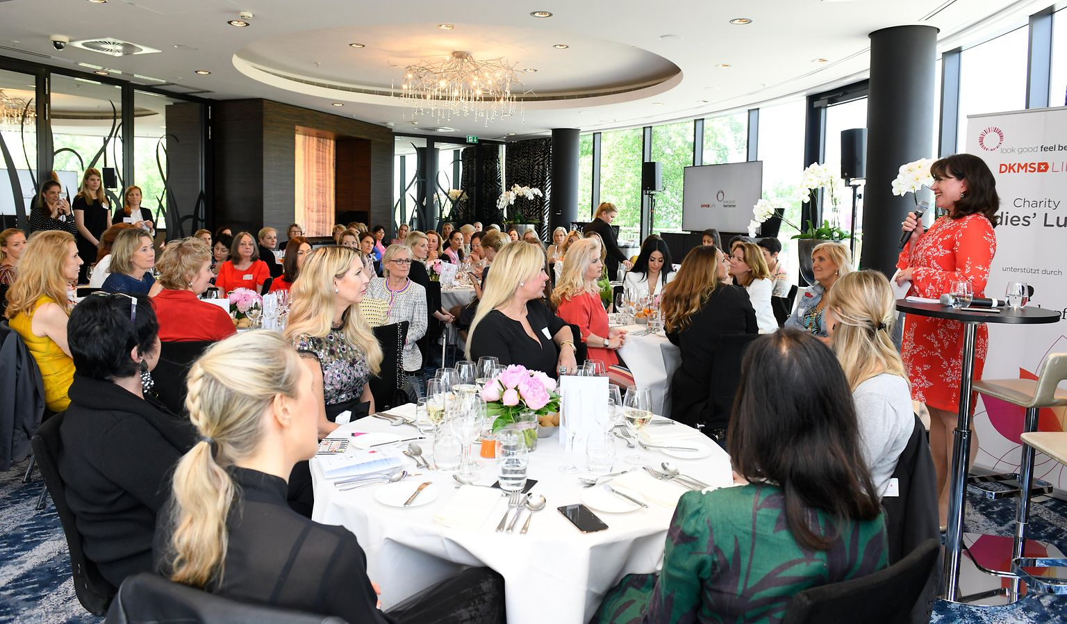 DKMS LIFE Charity Ladies Lunch