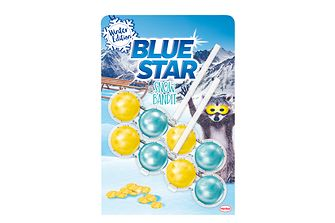 Blue Star Snow Bandit